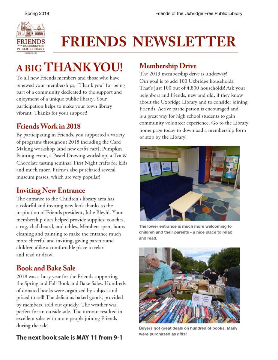 Uxbridge Free Public Library